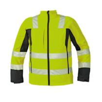 MALTON láthatósági softshell kabát