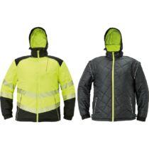 KNOXFIELD PROFI jól láthatósági kabát 4 az 1-ben