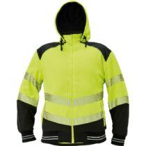 KNOXFIELD PRF jól láthatósági kabát 2 az 1-ben