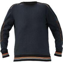 KNOXFIELD kereknyakú pulóver