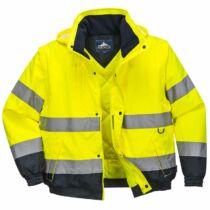 Portwest C468 jól láthatósági kabát 2 az 1-ben