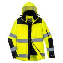 Portwest C469 jól láthatósági kabát 3 az 1-ben