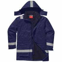 Portwest FR59 Lángálló és antisztatikus téli kabát