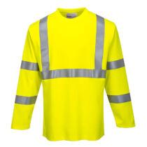 Portwest FR96 lángálló hosszú ujjú póló
