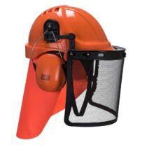 Portwest PA08 sisakra szerelhető nyakvédő