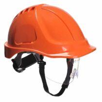 Portwest PW54 Munkavédelmi sisak védőszemüveggel