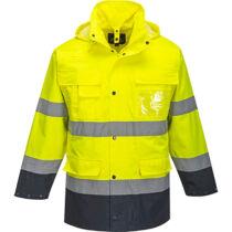Portwest S162 Lite jól láthatósági kabát 3 az 1-ben