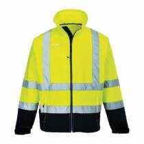 Portwest S425 jól láthatósági Softshell kabát