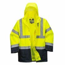 Portwest S766 Jól láthatósági kabát 5 az 1-ben