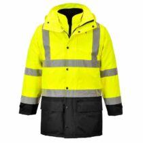 Portwest S768 Executive jól láthatósági kabát 5 az 1-ben