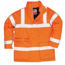 Portwest S778 Lángálló és antisztatikus bélelt kabát