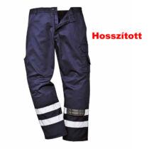 Portwest S917 Iona biztonsági munkásnadrág hosszított fazon