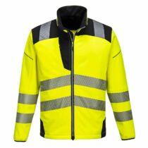 Portwest T402 Jól láthatósági softshell kabát
