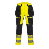 Portwest DX442 Jól láthatósági munkás nadrág