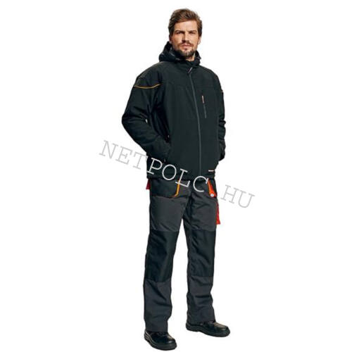 EMERTON bélelt softshell dzseki