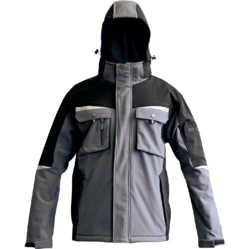 ALLYN softshell kabát kapucnival