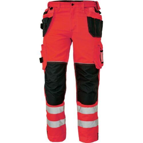 KNOXFIELD FL310 láthatósági munkavédelmi nadrág