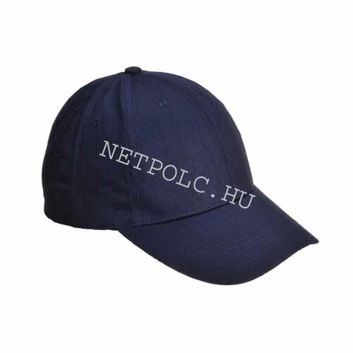 Portwest B010 Baseball sapka hat paneles