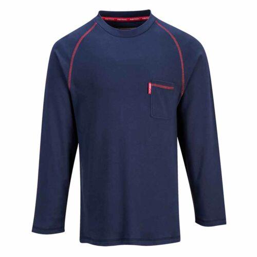 Portwest FR01 Lángálló hosszú újjú póló