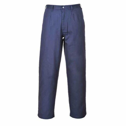 Portwest FR36 Lángálló és antisztatikus hegesztő nadrág hosszított fazon
