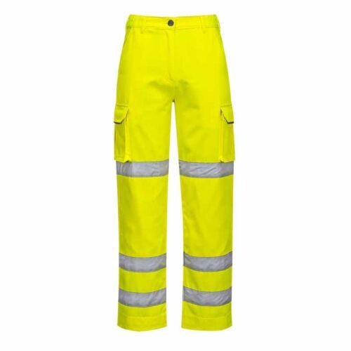 Portwest LW71 Női jól láthatósági munkavédelmi nadrág