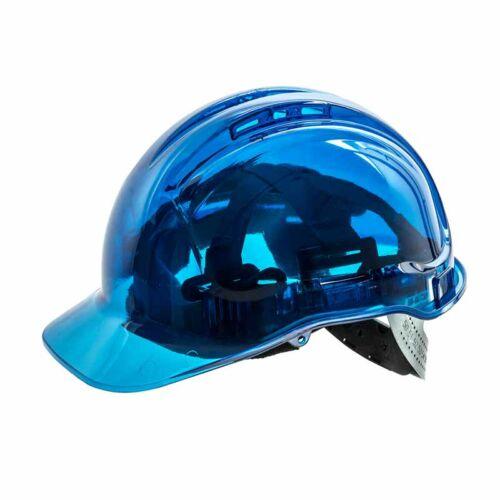 Portwest PV50 Átlátszó munkavédelmi sisak