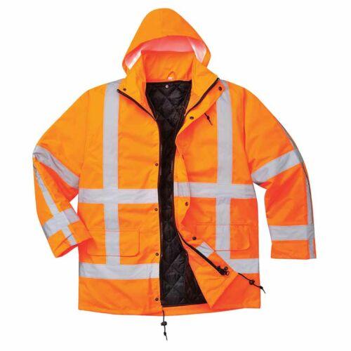 Portwest R460 RWS jól láthatósági kabát