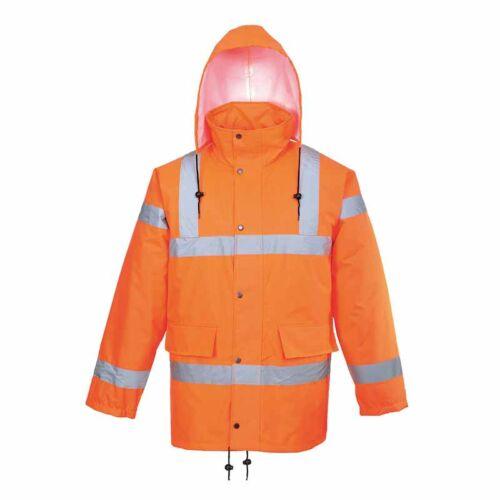 Portwest RT34 Jól láthatósági lélegző kabát RIS