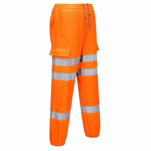 Portwest RT48 Jogging jól láthatósági munkavédelmi nadrág