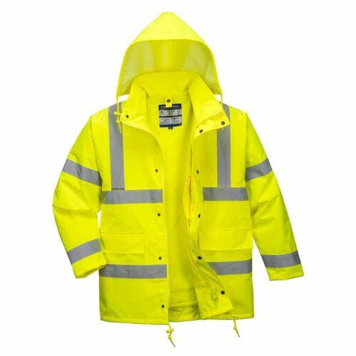 Portwest S468 Jól láthatósági kabát 4 az 1-ben