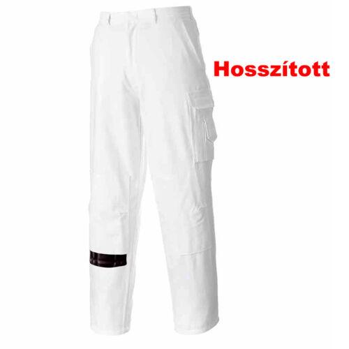 Portwest S817 Festő munkavédelmi nadrág hosszított fazon