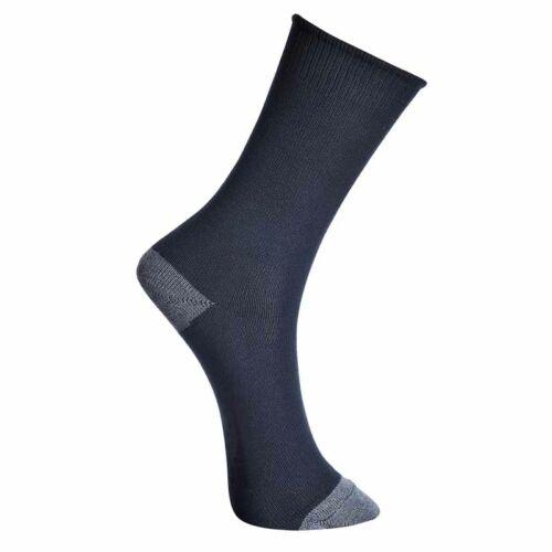 Portwest SK20 Lángálló és antisztatikus zokni