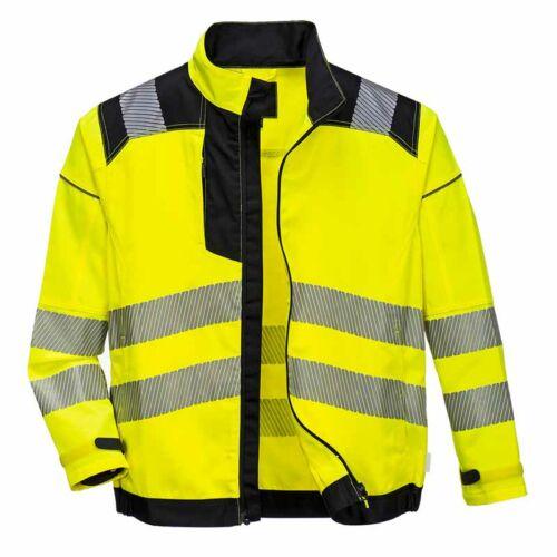 Portwest T500 Jól láthatósági kabát