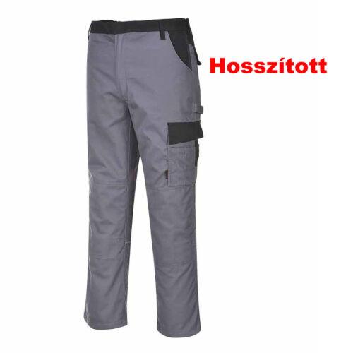 Portwest TX36 Munich munkavédelmi nadrág hosszított fazon