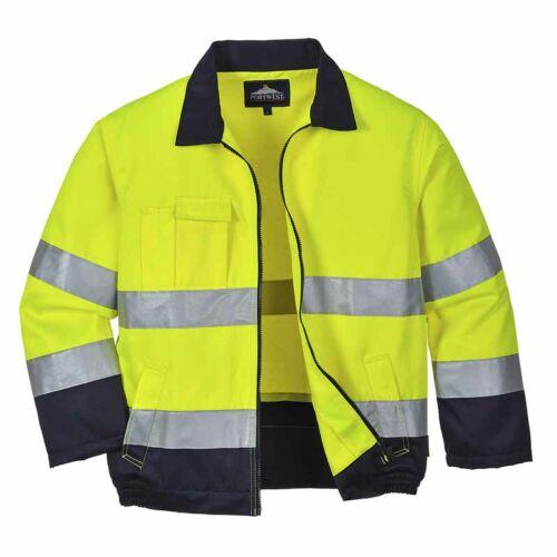 Portwest TX70 Madrid jól láthatósági kabát