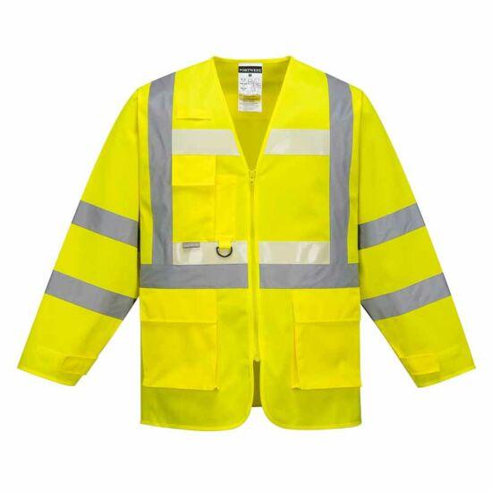 Portwest G475 vezetői láthatósági kabát
