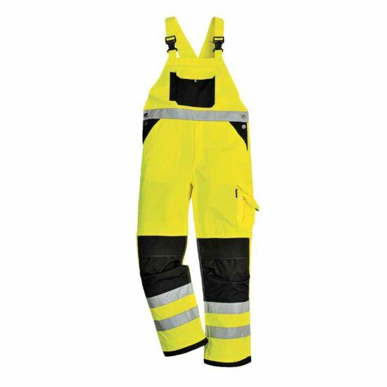 Portwest KS62 Jól láthatósági kantáros nadrág