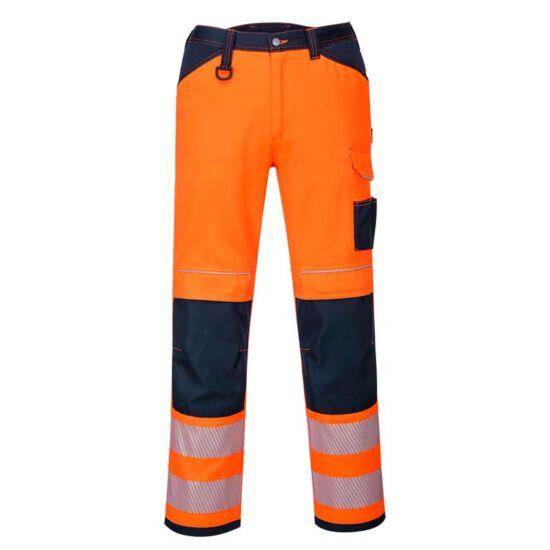 Portwest PW340 Jól láthatósági munkavédelmi nadrág