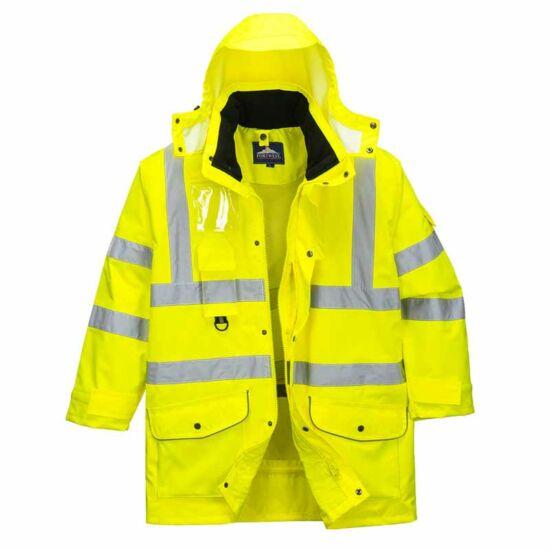 Portwest S427 Jól láthatósági kabát 7 az 1-ben