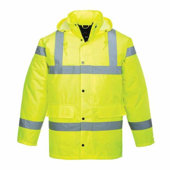 Portwest S460 Vízálló jól láthatósági kabát