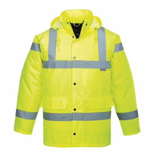 Portwest S461 Jól láthatósági lélegző kabát