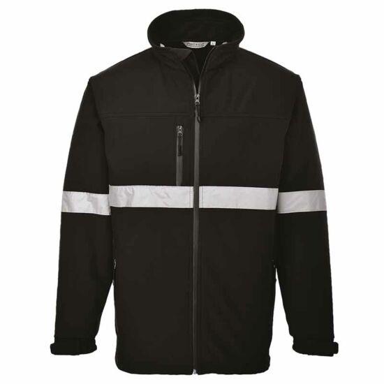 Portwest TK54 Láthatósági Softshell kabát